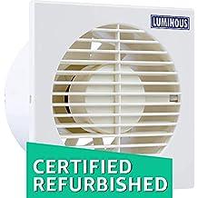 (CERTIFIED REFURBISHED) Luminous Exhaust Fan - Vento Axial 150 mm