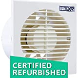 (CERTIFIED REFURBISHED) Luminous Exhaust Fan - Vento Axial 150 mm