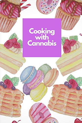 Cooking with Cannabis: Blank recipe book