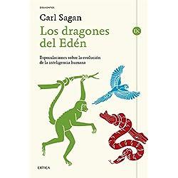 Los Dragones Del Edén (Drakontos) de Carl Sagan (5 mar 2015) Tapa blanda - Premio Pulitzer 1978