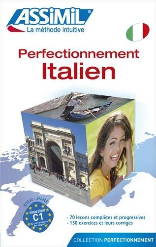 Volume Perfectionnement Italien [Pdf/ePub] eBook