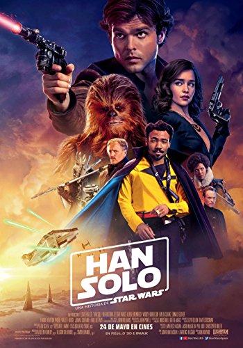 Han Solo Una Historia De Star Wars [DVD]