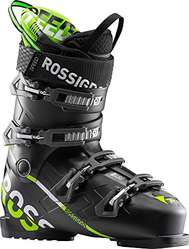 Rossignol Herren Skischuh Speed 80 Black Green 27