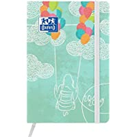 Oxford Lollie Agenda Scolaire Journalier 2018-2019 1 Jour par Page 352 Pages 12 x 18 cm motif Nuages