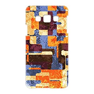 a AND b Designer Printed Mobile Back Cover / Back Case For Samsung Galaxy A3 (SG_A3_3D_429)