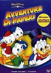 Idea Regalo - Avventure Di Paperi #01 (3 Dvd)