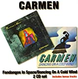 Songtexte von Carmen - Fandangos In Space / Dancing On A Cold Wind