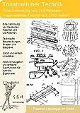 Tonabnehmer selber bauen: 214 Patente zeigen wie!