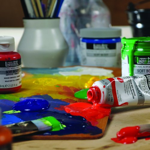 Cheapest Liquitex Soft Acrylic Studio 8 Jar Set Discount