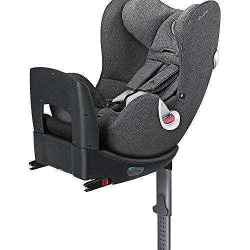 Preisvergleich Produktbild Kindersitz Sirona Plus Manhattan Grey–Cybex Platinum