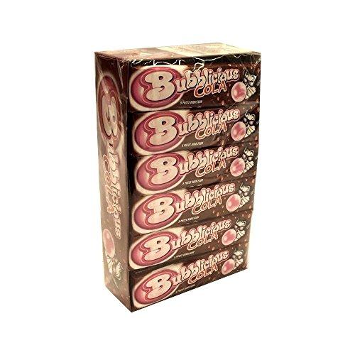 Bubblicious Cola-Kaugummi 18 x 5 Stck. (Bubblicious Kaugummi)