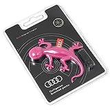 Audi 000087009AC Aroma dispensador Original Aroma Gecko Rosa Gecko Ambientador (Aroma Ordenador: Aroma de Flores de Dulce)