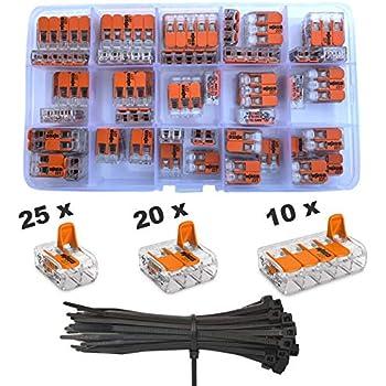 Intestazione 1ROW 3WAY verticale 10 X TE Connectivity//Amp 281695-3