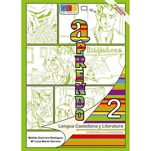 Aprendo Lengua Castellana y Literatura 2 - Cuaderno de Actividades - 2º de la ESO