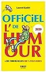 L'Officiel de l'humour 2020 : + de 2 000 blagues 100% fous rires par Gaulet