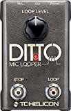 TC Helicon 996365005 Ditto Mic Looper