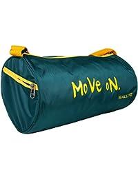 SALUTE Polyester 19 L Green Duffel Bag