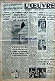 Telecharger Livres OEUVRE L No 7823 du 02 03 1937 REPRISE OU PAS REPRISE EN TOUT CAS DES SYMPTOMES FAVORABLES PAR HENRI CLERC LA SEINE FERA AUJOURD HUI SON MAXIMUM L O N M IL EST VRAI NOUS ANNONCE LA NEIGE ET DE NOUVELLES AVERSES A FONTENAY SOUS BOIS CINQ BANDITS EN AUTO ATTAQUENT DEUX ENCAISSEURS DE LA BANQUE POPULAIRE DE L EST AVEC QUOI MICHEL DETROYAT CHEF PILOTE NATIONAL PETER KANE BAT PIERRE LOUIS LES MINISTRES ONT SIEGE HIER EN CONSEIL DE CABINET AH FUNERAILLES LE JUGE GIACOMONI E (PDF,EPUB,MOBI) gratuits en Francaise