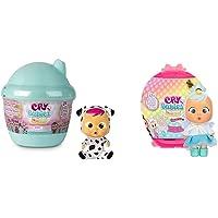 Cry Babies Magic Tears Casetta Biberon W2, Mini Bambola A Sorpresa Da Collezione & Magic Tears Dress Me Up Casetta…