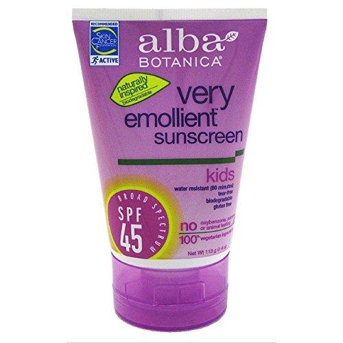 alba-botanica-kids-sunscreen-spf-45-water-resistant-4-ounce-bottle-by-alba-botanica