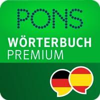 PONS Wörterbuch Spanisch - Deutsch PREMIUM