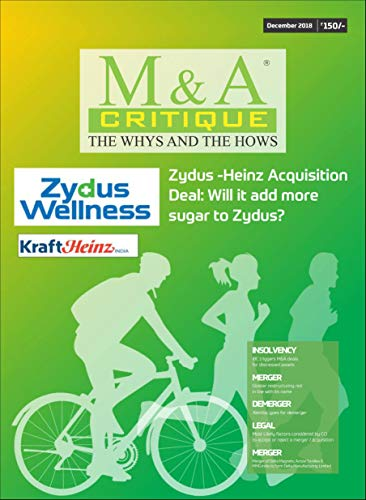 M&A Critique December 2018: The Whys & Hows (English Edition)