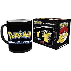GB eye LTD, Pokemon, Pikachu, Taza reactiva al calor