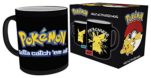 GB eye LTD, Pokemon, Pikachu, Tazza magica che cambia de colore