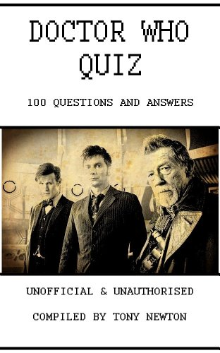 Doctor Who quiz (50 questions)