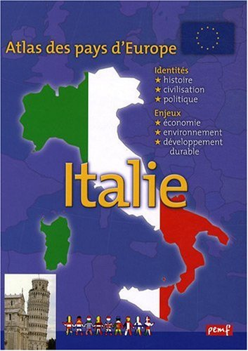Atlas des pays d'Europe: Italie