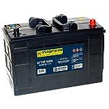 ORANGEMARINE Batterie marine de démarrage sans entretien - Batterie bateau  62 AH