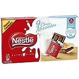 Nestlé Extrafino Choco Meriendas Chocolate con Leche Estuche ...