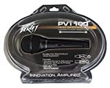 Peavey PVi 100 Microphone avec Câble XLR-XLR Noir