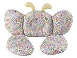 uhua bequeme Baby Kopfkissen NEW BORN Baby Baumwolle und Hals Unterstützung schlafen Kissen (Biene)