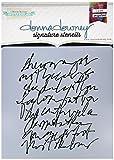 Donna Downey Schablonen Kunststoff Signature 21