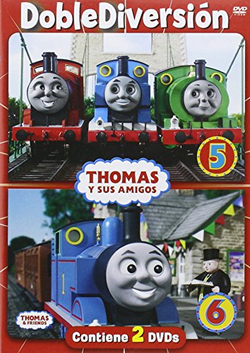 Thomas the Tank Engine & Friends (PACK EL TREN THOMAS YS SUS AMIGOS: VOLS. 5-6, Spanien Import, siehe Details für Sprachen)