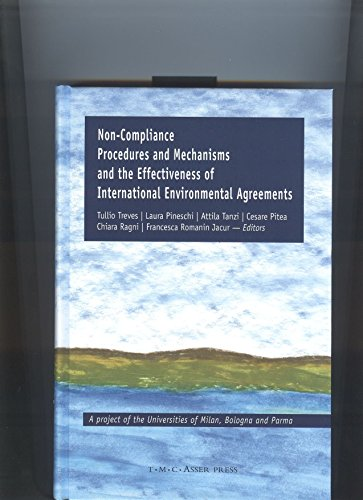 Non-Compliance Procedures and Mechanisms and the Effectiveness of International Environmental Agreements by Tullio Treves (Editor), Attila Tanzi (Editor), Laura Pineschi (Editor), (2-Apr-2009) Hardcover