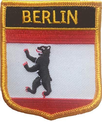 Berlín Alemania parche 6