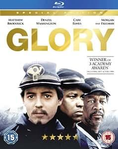 Glory [Blu-ray] [1990] [Region Free]