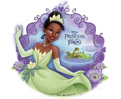 Prinzessin Tiana Essbare Cupcake Topper Dekoration von einem Geburtstag Ort