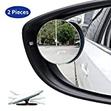 Best Blind Spot Mirrors - Blind Spot Mirrors For Cars HOWEIN 360¡ãRotatable Waterproof Review