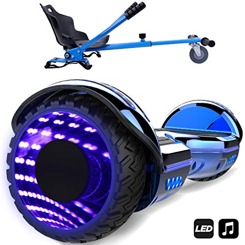 MARKBOARD Hoverboard SUV 6.5 Pouces