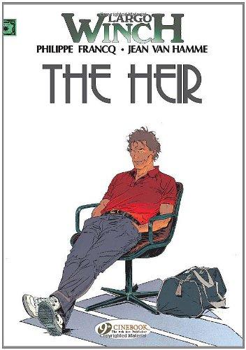 Largo Winch Vol.1: The Heir: Heir v. 1 par Jean van Hamme