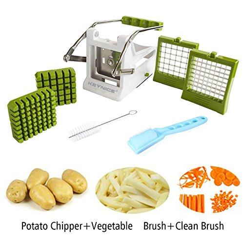 keynice-taglierina-della-patata-e-affetta-verdure-con-2-lame-in-acciaio-inox-e-fondo-rotondo