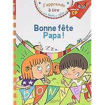 Sami et Julie CP Niveau 1 Bonne fête Papa