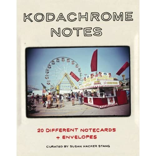 Kodachrome Notes (Notecards) by Susan Hacker Stang (Compiler) (1-Sep-2012) Cards