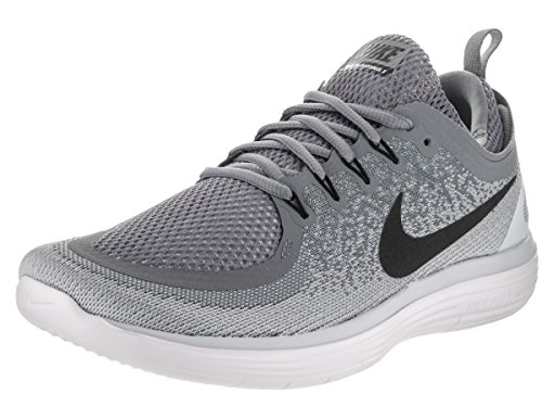 Nike Free Rn Distance 2, Chaussures de Running Compétition Homme Cool Grey/Black Wolf Grey