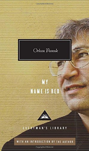 Book cover for My Name Is Red