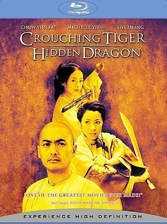 Crouching Tiger, Hidden Dragon by SONY (COLUMBIA)