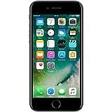 Apple iPhone 7, Smartphone 128 GB, Nero (Jet Black) (Zertifiziert und Generalüberholt)
